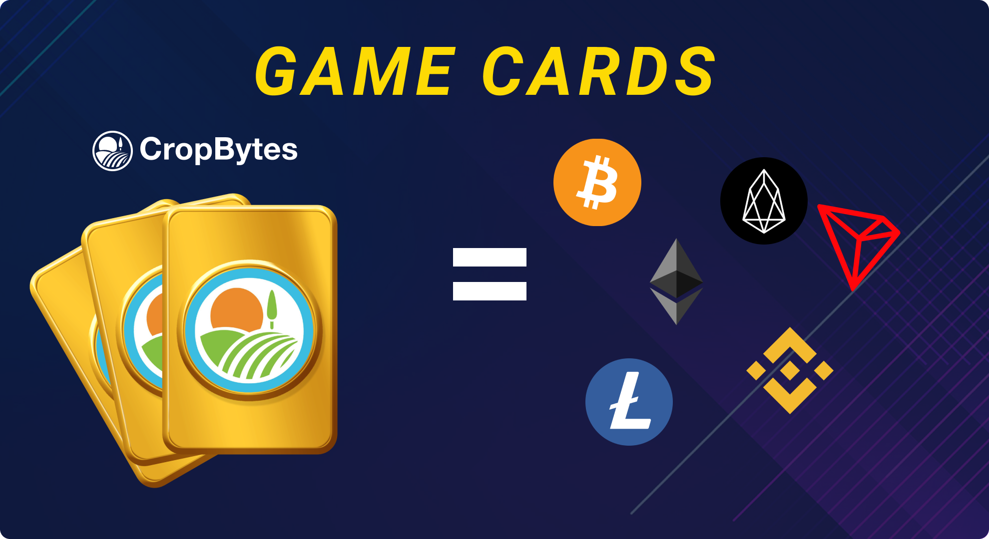 Why Game Cards are valuable cryptoassets!