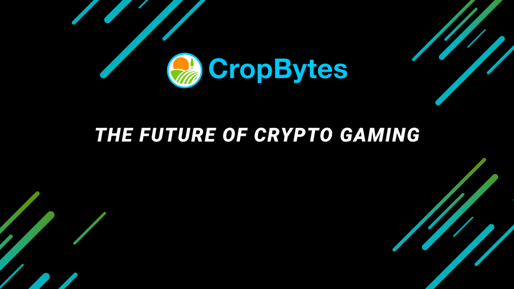 CropBytes | The future of crypto gaming