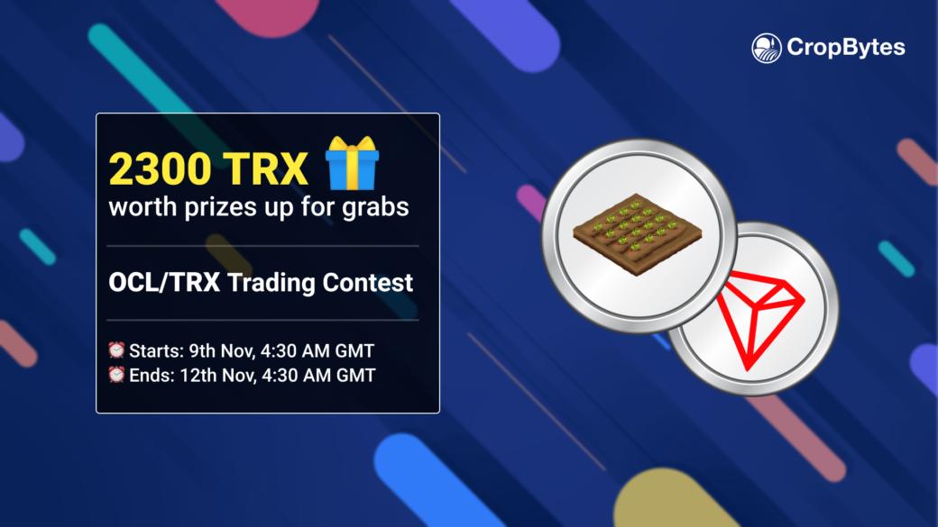 OCL/TRX Trading Contest