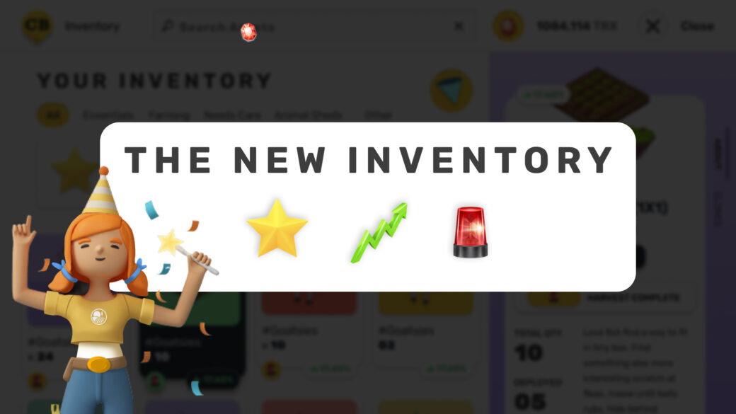 The New Inventory
